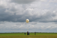04. Balloon launch